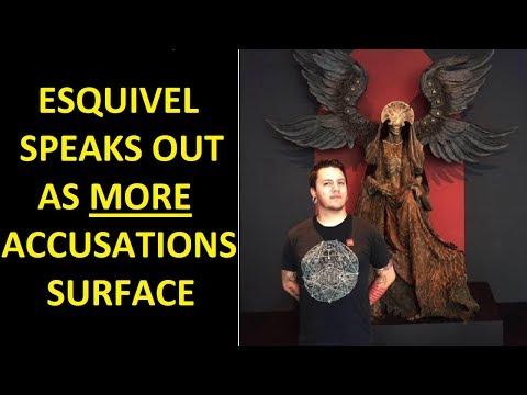 MORE Speak About Esquivel As Esquivel RESPONDS To Cynthia Journal; Vertigo Cancels Bordertown