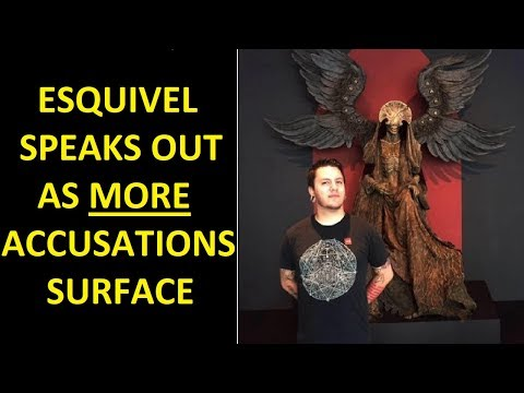 MORE Speak About Esquivel As Esquivel RESPONDS To Cynthia Journal; Vertigo Cancels Bordertown Mp3