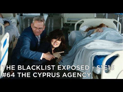 The Blacklist Exposed – S1E13 – #64 The Cyprus Agency