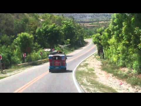 Maasim-Gen. San road Sarangani Province (May 16, 2013)
