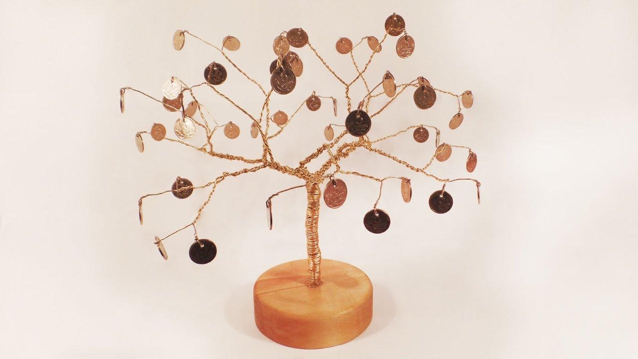 Сделай своими руками денежное дерево