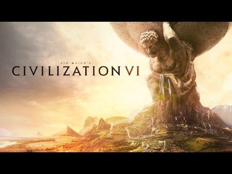 CIVILIZATION 6 Gameplay Walkthorugh Part 1 (Developer Demo)