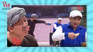 Trường Giang rượt đánh Trấn Thành vì dám ăn con gà quý của mình