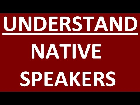10 SECRETS TO UNDERSTAND NATIVE SPEAKERS  Secrets of learning English  Speaking Practice