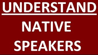 Video 10 SECRETS TO UNDERSTAND NATIVE SPEAKERS  Secrets of learning English  Speaking Practice download MP3, 3GP, MP4, WEBM, AVI, FLV Juni 2018