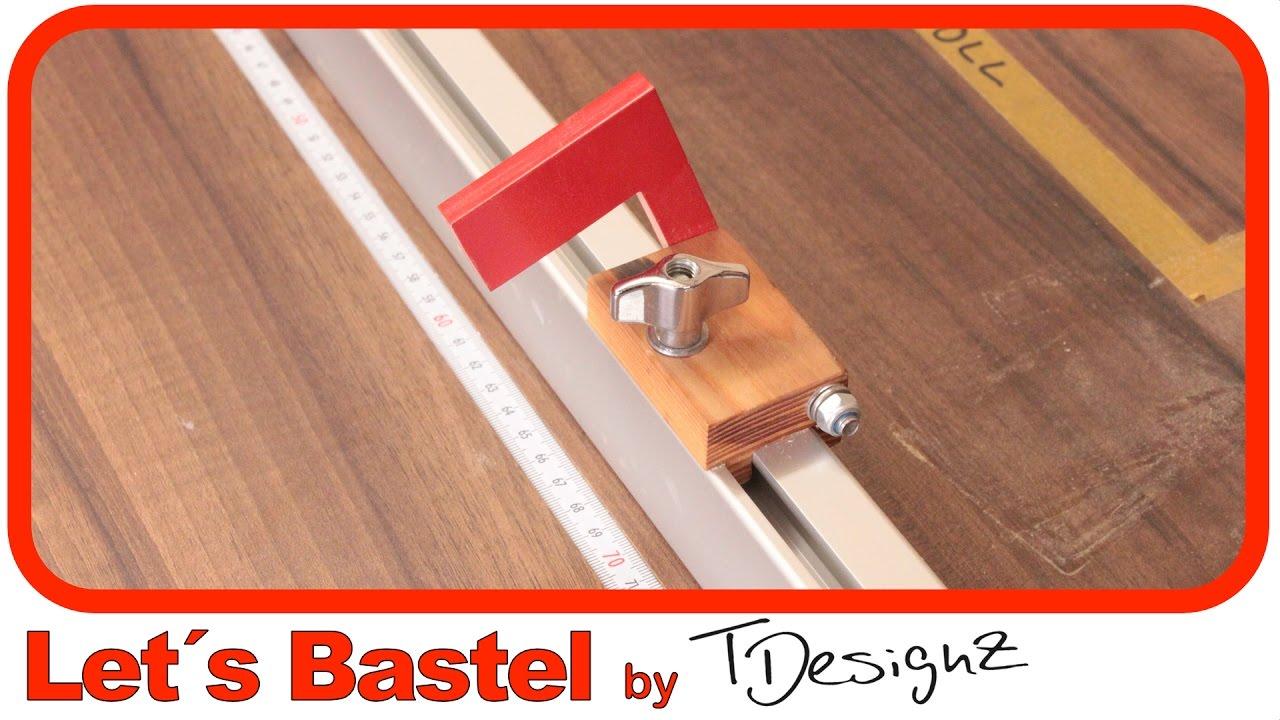pfiffiger klappanschlag f r die kapps ge flip stops youtube. Black Bedroom Furniture Sets. Home Design Ideas