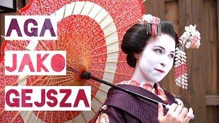 Jestem Gejszą na jeden dzień! - Aga w Japonii | Agnieszka Grzelak Vlog