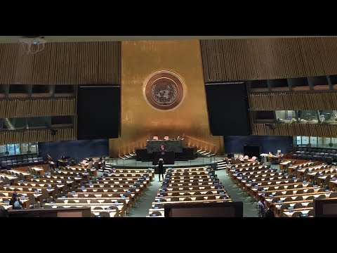 You can tour the United Nations Headquarters