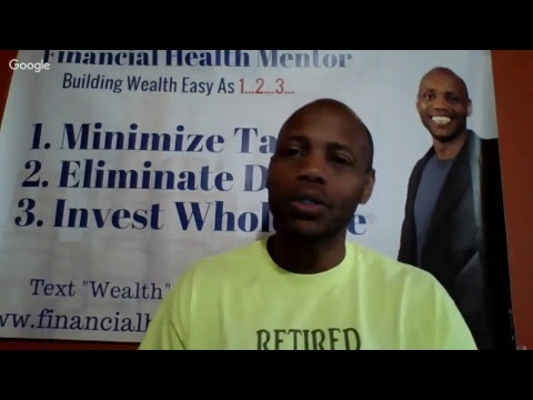 Free Game Fridays - LIVE Q&A With H Cortez Financial Health Mentor