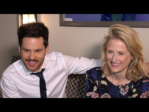 The Collection's Tom Riley & Mamie Gummer