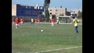 CALDERA VS AMERICA COPA PERU 2013