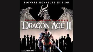 Dragon Age II Bioware Signature Edition Soundtrack 03 Qunari On The Rise