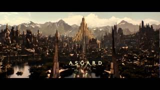 Thor Returns to Asgard