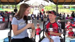 Chati Motor City Bulldogs 11u - The Youth Baseball Nationals Live Interviews