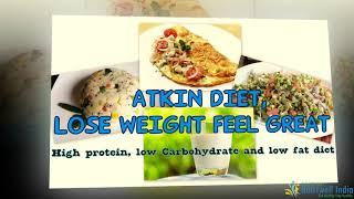 Lose upto 5kg per month : Indian Atkin diet