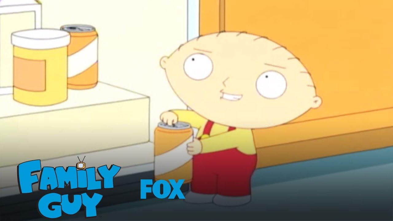 Stewies Soda Season 7 Family Guy Youtube