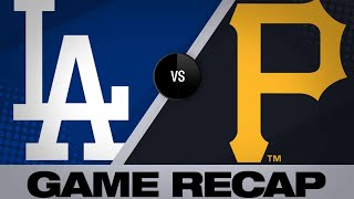 5/25/19: Seager, Bellinger lead Dodgers to a 7-2 win
