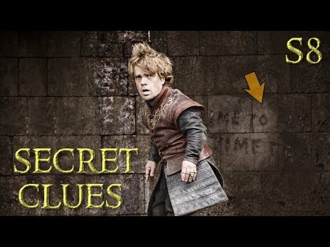 Big Hidden Messages in Game of Thrones | Secret Clues, Foreshadowing, Call Backs and Hidden gems