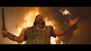 TROY - Achilles and Odysseus Opens gate to Troy *HD ''2004 film''