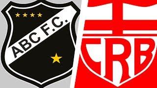 Veja como assistir a ABC x CRB, neste sábado, pela Copa do Nordeste 2019