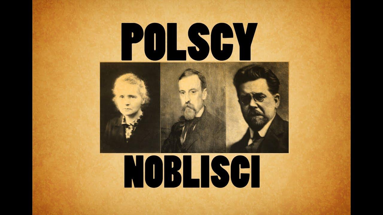 Polscy Nobliści Prezentacja
