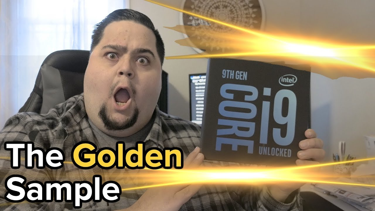 i9 9900K Overclocking, Temps & Silicon Lottery!