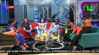 United Showbiz  with Nana Ama Mcbrown 26/10/19