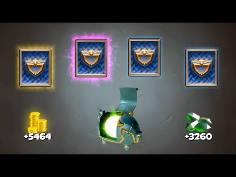 Piggy Bank Lvl 5 Opening + REPLAY BUG EXPLAINED - Castle Crush