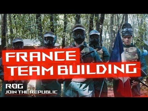 JTR 2018 Community Challenge Team Building - Ep.06: Nice