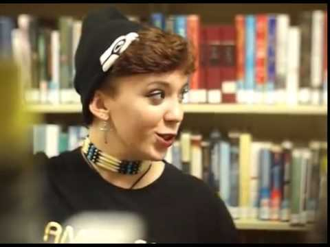 Public Domain a film trailer by the YOUMedia On the Go teens @ Miami Lakes Library