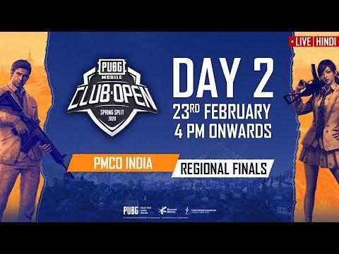 Download  Hindi PMCO India Regional Finals Day 2 | Spring Split | PUBG MOBILE CLUB OPEN 2020 Gratis, download lagu terbaru