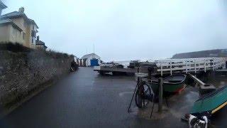 Overnight Widemouth Bay & Bude Town