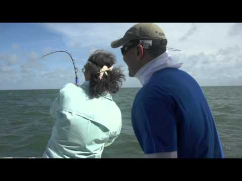 SHIMANO FIELD TEST IN FRENCH GUYANA [ FISH FINDER ]