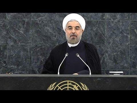 Iranian President Hassan Rouhani's Full UN Address (2013)