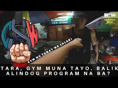 MotoVlog S2 E3 - Checking A Calisthenics Gym In Bambang Manila - Bambarz CSW Fitness Center