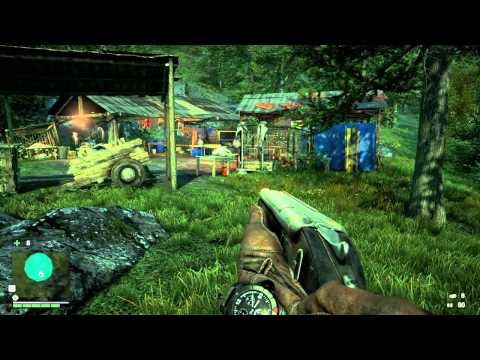 Mask Of Yalung - Shanath Trappers - Far Cry 4