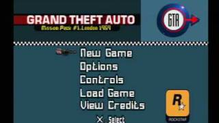 Grand Theft Auto: London 1969 - Introduction
