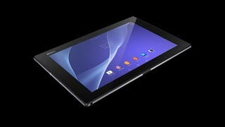 Огляд і розпакування планшета Sony Xperia Z2 Tablet LTE