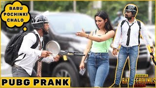 PUBG Prank On Cute girls Ft.The Hungama Films | Prank Gone Funny | Prank In India || RDS Production