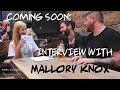 Capture de la vidéo Coming Soon: Interview With Mallory Knox