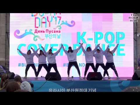 iKON - BLING BLING dance cover by CAPSLOCK [Busan day 2017 (29.07.2017)]