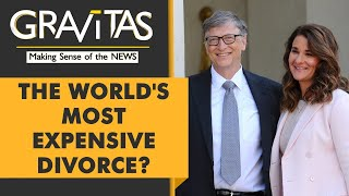 Gravitas: Bill and Melinda Gates file for divorce