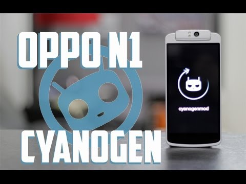 oppo n1 cyanogenmod review en espa ol   youtube