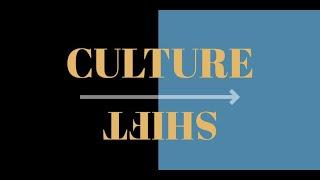 Culture Shift: Daniel 1