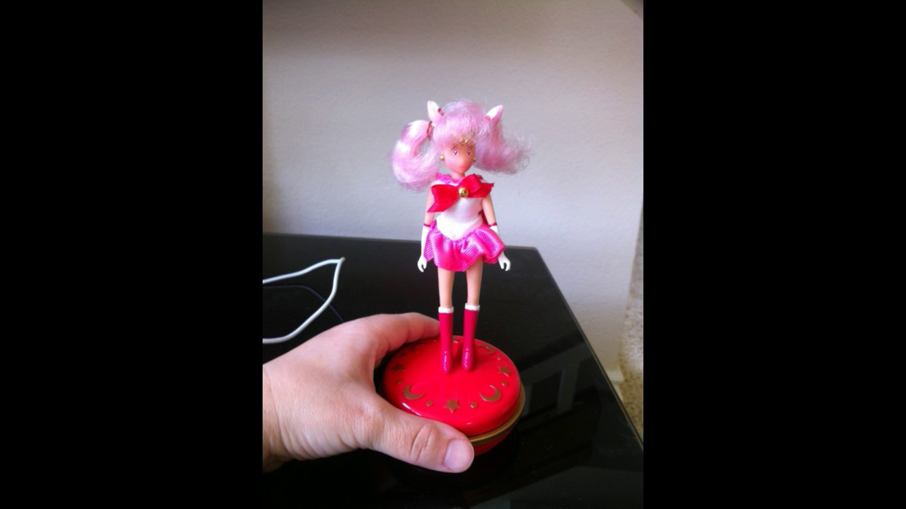 Irwin toy sailor moon doll commercial youtube