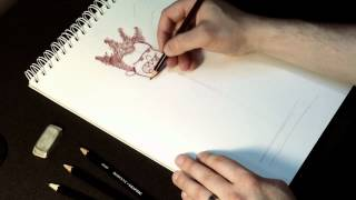 "How to Draw ""The Beast"" from Jacob"