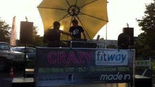 Dolfeels @ Apero Crazy Fitway !