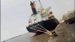 Karachi Keemari Sea and Marine Ships Visit Live