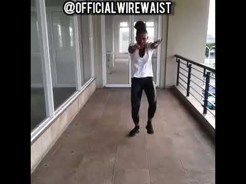 Wire waist➿💯 new Dance moves Black heart,Smooth lift and Wire Dem. ➿➿➿➿💯