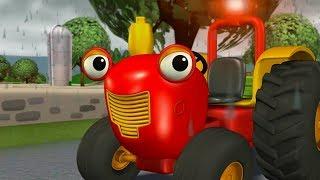 Tracteur Tom 🚜 Greg au lavage 🚜 Dessin anime pour enfants | Tracteur pour enfants